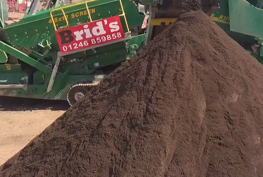Topsoil Chesterfield